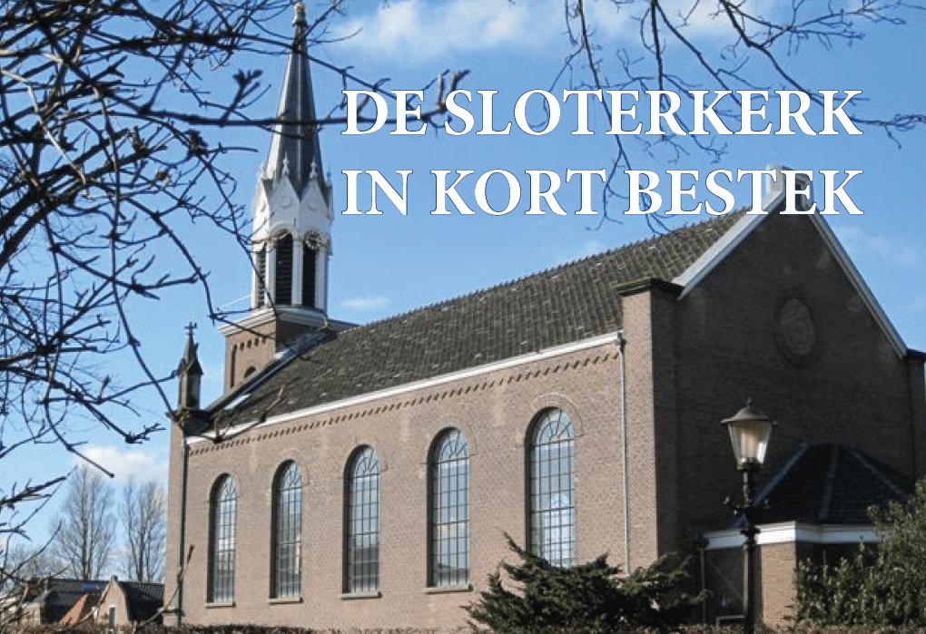 publicatie de Sloterkerk in kort bestek