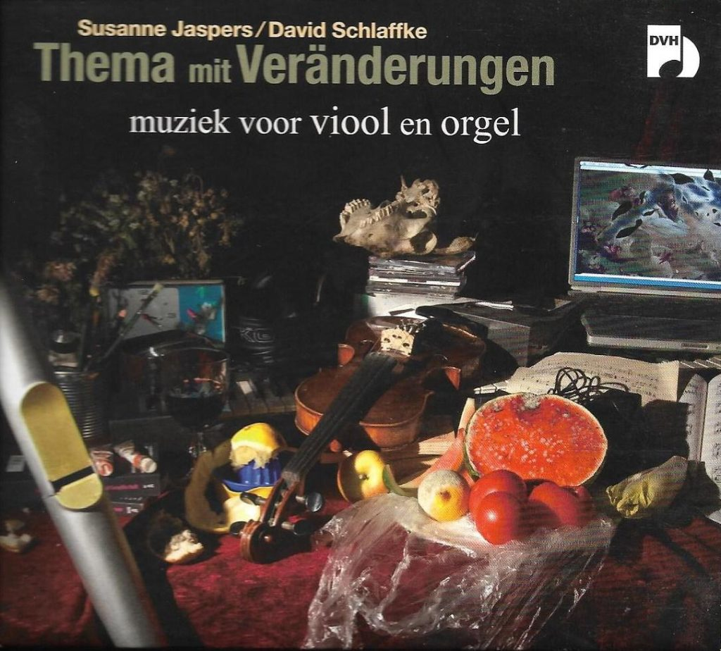 CD Susanne Niesporek en David Schlaffke
