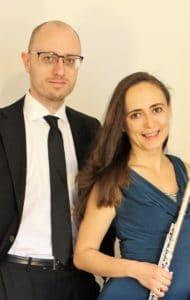 Mariya Semotyuk en David Schlaffke